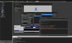 GameMakerStudio_Event_Action_CodeEditor_ScreenShot