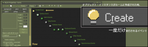 GameMakerStudio_Event_The_Create_icon