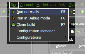 GameMakerStudio1.4_room_run_normaly_menu