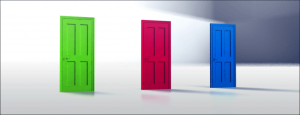 Binary_color_Doors