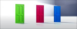 Binary_color_Doors