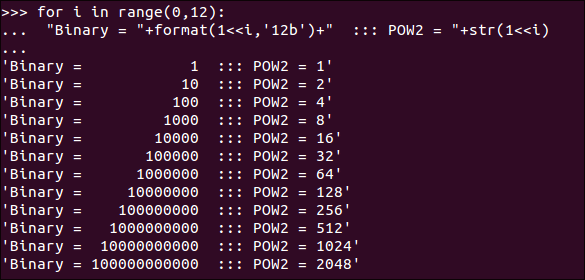python_bitwise_operator_pow2_output_sample_screenshot