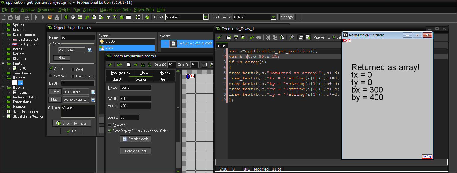 GameMaker_studio_1_4_function_test_application_get_position_surface_screenshot