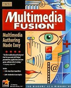 Clickteam Multimedia Fusion_boxart