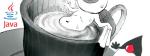 マスコットキャラクターの営業に来た日本の妖怪とDuke