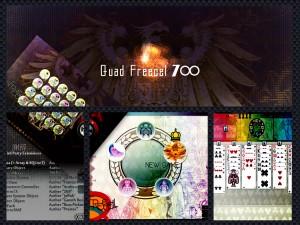 QuadFreecell:700